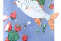 Fish in a Strawberry Field