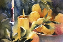 Watercolor Still Life/Misc